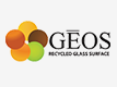 Geos Recycled Glass Surface